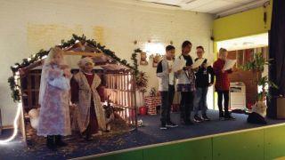 Compilatie kerst op De Driemaster