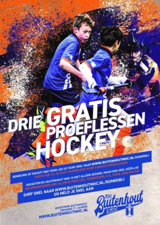 Proeflessen Hockey